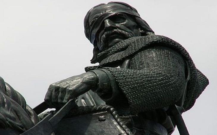 Ničitel železné jízdy, postrach křižáků, český Napoleon Jan Žižka zemřel před 595 lety