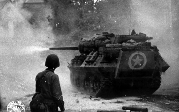 VIDEO: Americký stíhač tanků Wolverine M10