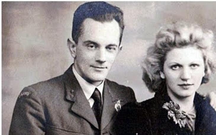 Polský hrdina ze Spitfiru.  Letec ve službách RAF Tadeusz Stabrowski pomáhal zachránit Británii