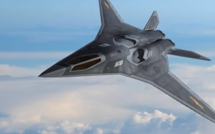 Dva čínské stealth bombardéry budou možná brzy realitou