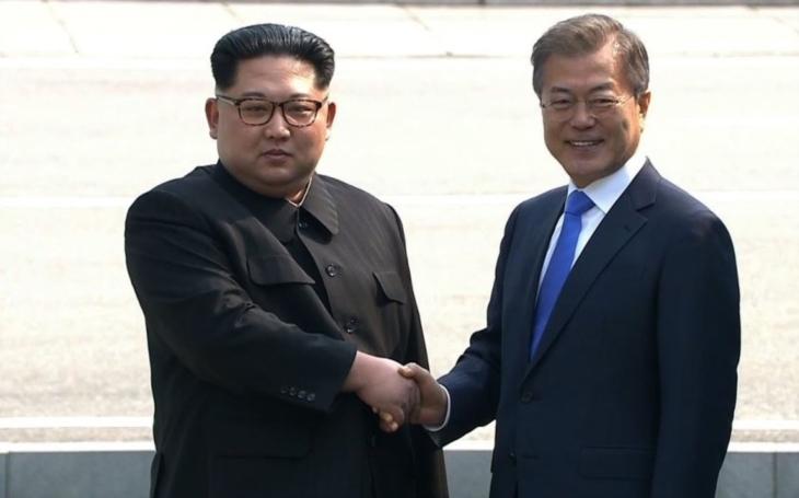 Mun Če-in: Severokorejský vůdce Kim Čong-un brzy navštíví Soul