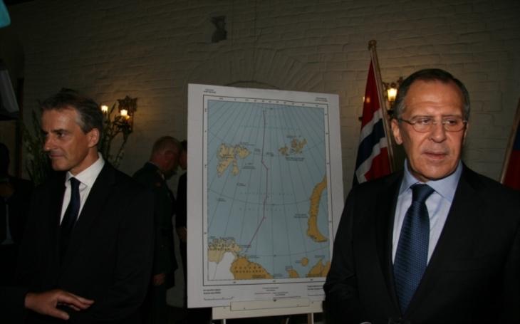 Lavrov: Je třeba pomoci syrské vládě zbavit zemi teroristů