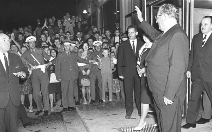 Jak ,,Krvavý pes&quote; Josip Broz Tito vzdoroval Stalinovi. Ten ho chtěl nechat zavraždit falešným diplomatem