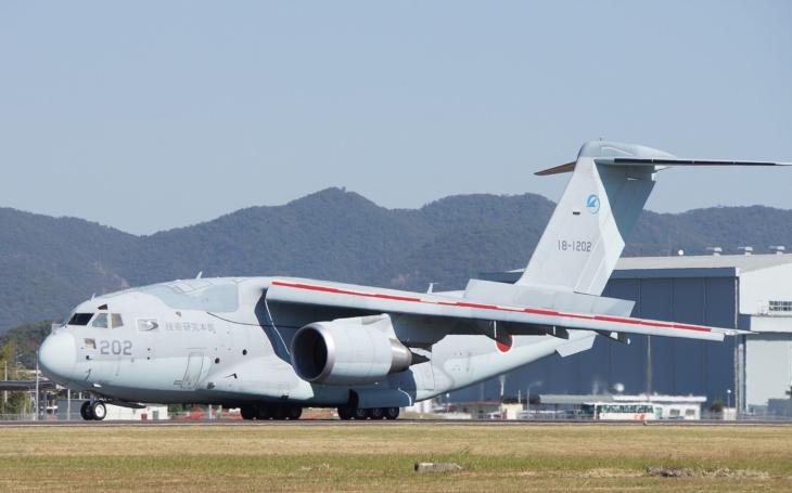 Japonsko plánuje zvýšiť export svojich dopravných lietadiel C-2 Kawasaki
