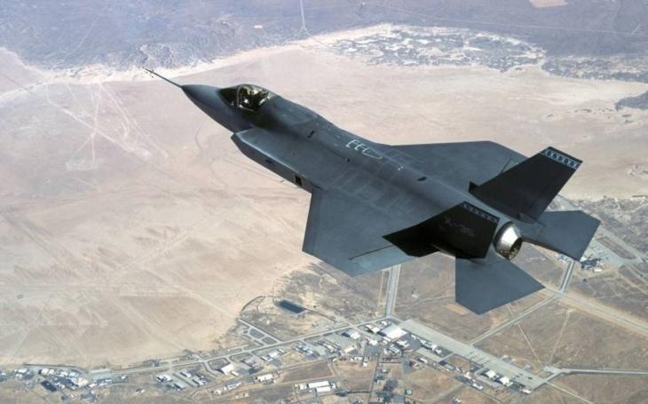 F-35 v plnej kráse