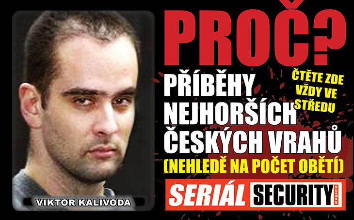 Lesní vrah Kalivoda: Bývalý policista, hvězda televizní soutěže Chcete být milionářem? Střílel lidi namátkou vlese. Vyzkoušel si to na kravách