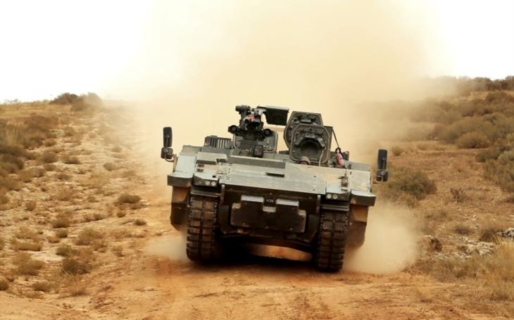 Nové britské obrněnce Ajax – šance pro českou armádu