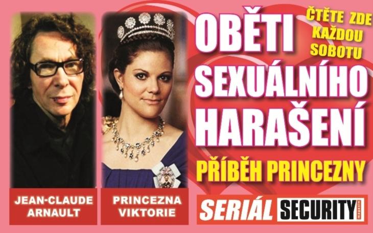 Fotograf Arnault byl nařčen, že se dotkl švédské princezny Viktorie. Genderové aktivistky kosí úspěšné postarší muže