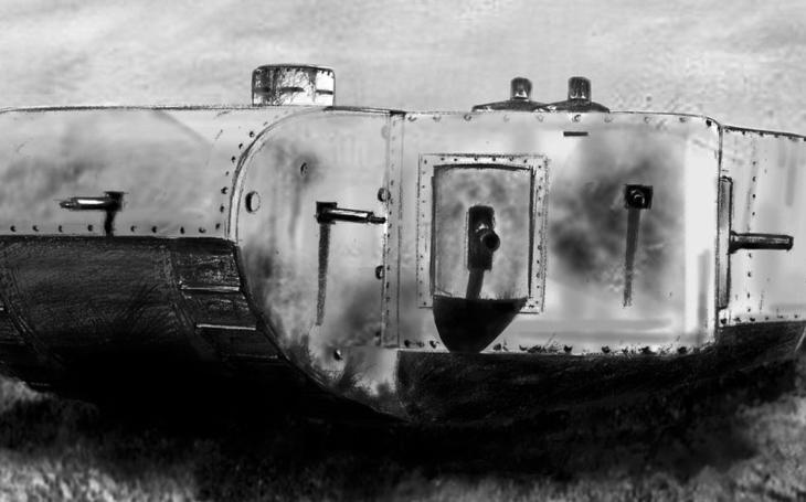 Najväčšie tanky v dejinách, v jednom videu