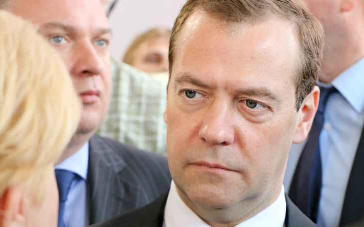 Ruská Státní duma opět schválila Medveděva premiérem