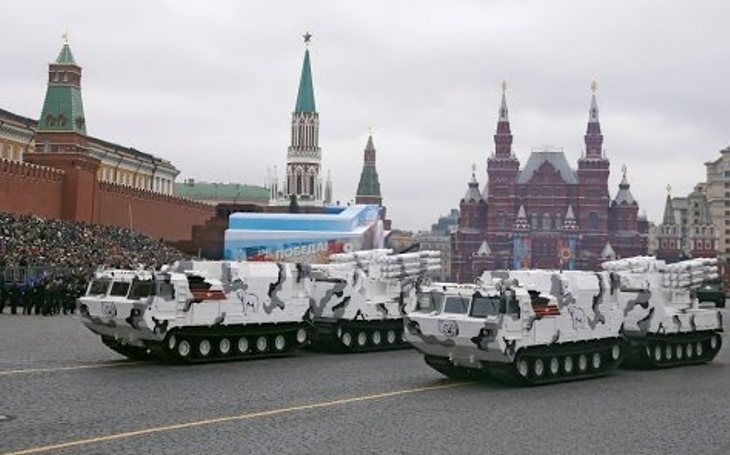 Rusko i letos oslaví výročí vítězství ve válce přehlídkami