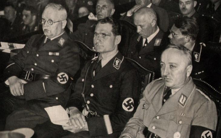 Rudolf Hess: pravá ruka Hitlera. Zemřel rukou britských vojáků?