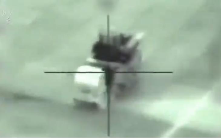 Video: Izrael likviduje ruský systém Pantsir-S1