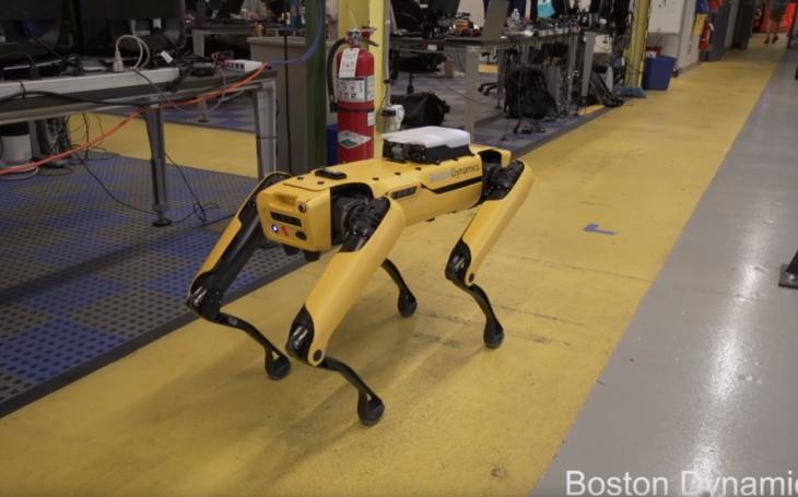 Už čoskoro si budete môcť kúpiť svojho ''robotického psa''. Prvých sto kusov bude v predaji v roku 2019