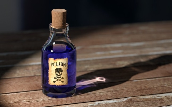 Tisk: Novičok v lahvičce od parfému mohl zabít tisíce lidí