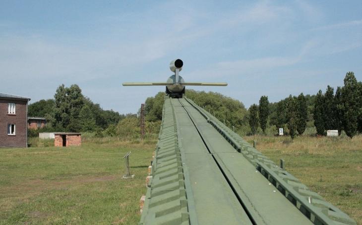Zbrane odplaty - rakety V-1 a V-2
