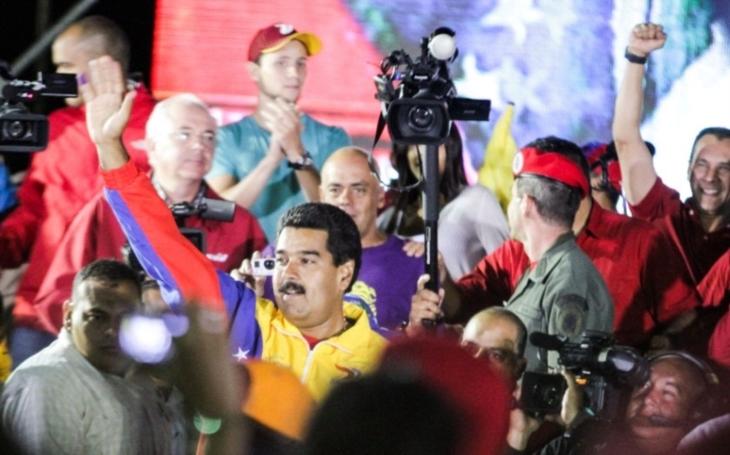 Venezuelské prezidentské volby vyhrál stávající prezident Maduro