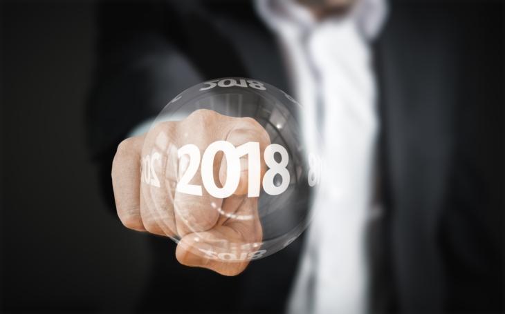 Deset technologických trendů roku 2018 v oblasti zabezpečení