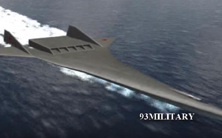 Tajný sovětský bombardér Bartini A-57 měl při útoku na USA tankovat z ponorky
