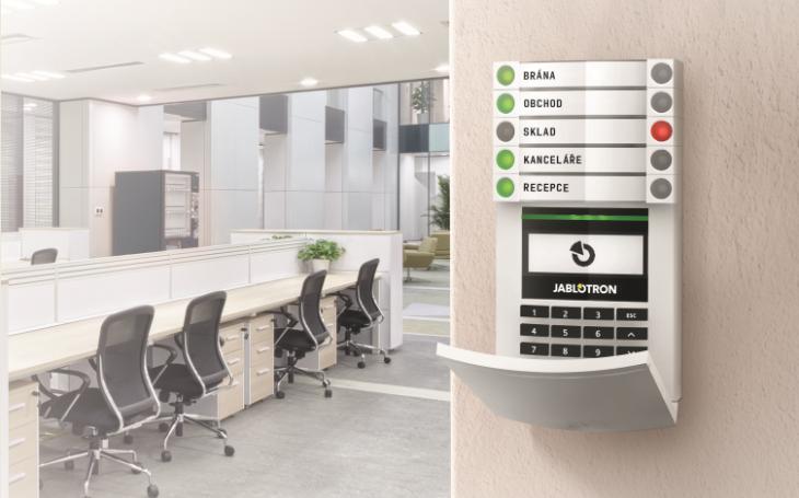 S moderním alarmem budou data v bezpečí před zloději i živelnými pohromami