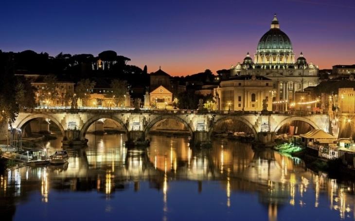 Bouře v Římě