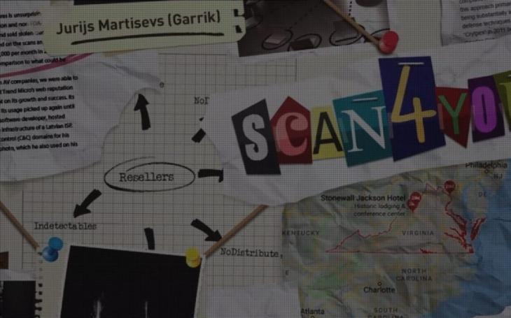 Trend Micro pomohlo usvědčit viníky v mezinárodním případu Scan4You