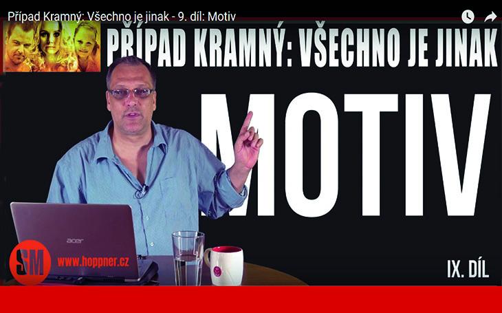 Případ Kramný: Co když není Monika Kramná oběť, ale pachatel? IX. Díl seriálu Ondřeje Höppnera