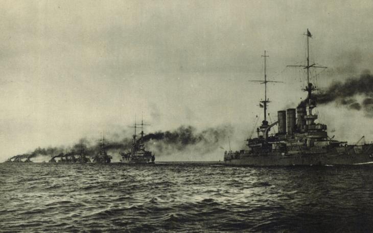 Bitva u Jutska: Námořníci německého císaře proti Royal Navy