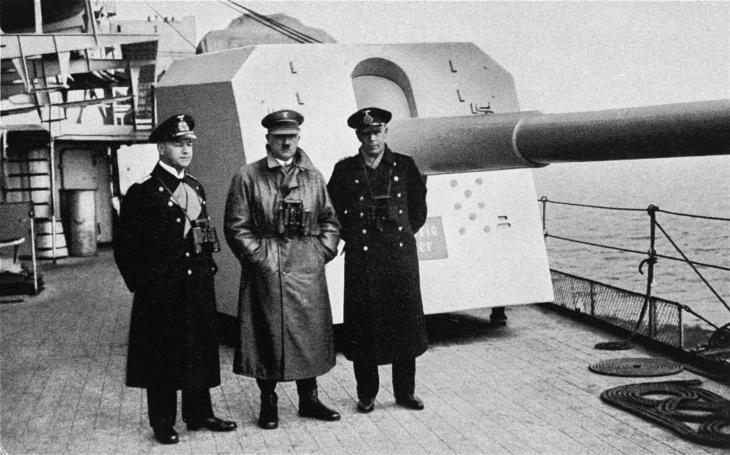 Co možná nevíte o Hitlerově bitevní lodi Tirpitz