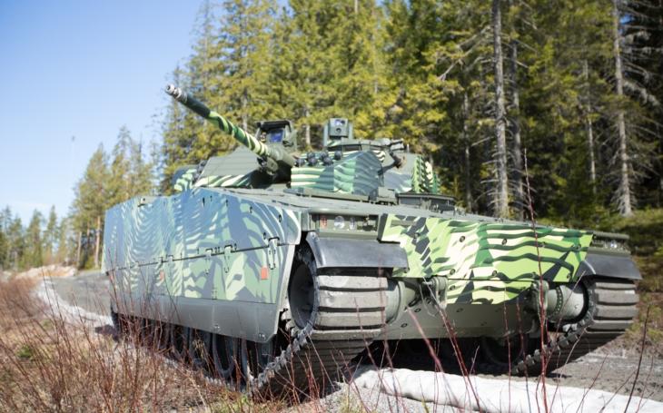 Umělá inteligence a nové technologické řešení pro bojová vozidla pěchoty. Společnost BAE Systems v Praze představila iFighting®