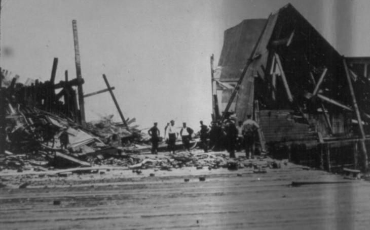 Incident Black Tom: První teroristický v USA útok poškodil Sochu svobody. Jedním ze spiklenců byl i slovenský emigrant