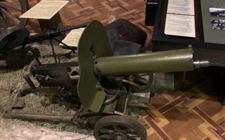 Muzeum druhé světové války na Ukrajině je děsivou připomínkou hrůzy bojů