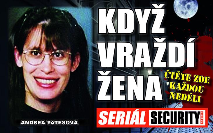 Andrea Yatesová: Utopila ve vaně svých pět dětí jedno po druhém včetně půlroční holčičky. Prý za to mohl šílený kněz