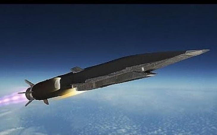 Lockheed se chystá pracovat na nové hypersonické raketě pro americké letecké síly. Ta bude součástí nového vzdušného zbraňového systému