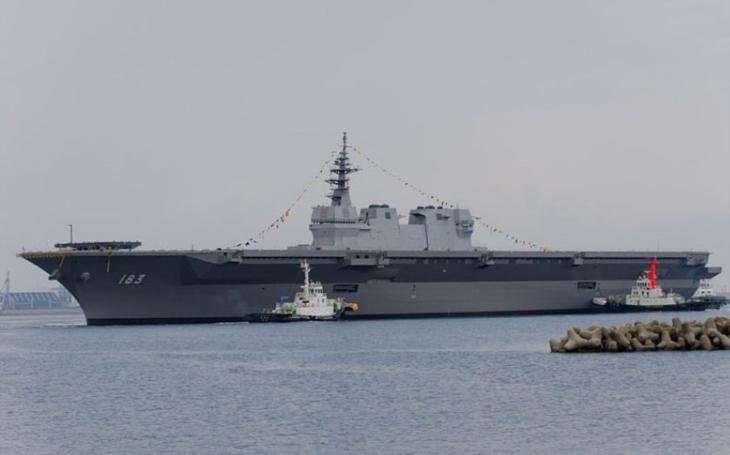 Masivní militarizace Japonska? Jen adekvátní reakce na čínskou hrozbu