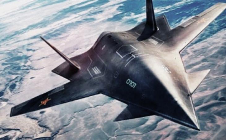 Vyvíjí Čína supersonický bezpilotní dron s technologií stealth?