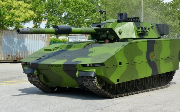 Manažeři GDELS budou jednat v Pardubicích o miliardových zakázkách pro český obranný průmysl