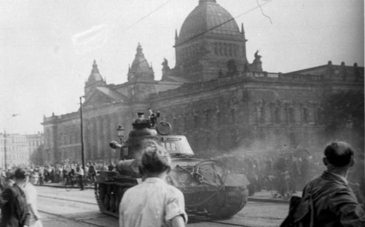 Před 65 lety povstali berlínští dělníci proti komunistickému režimu