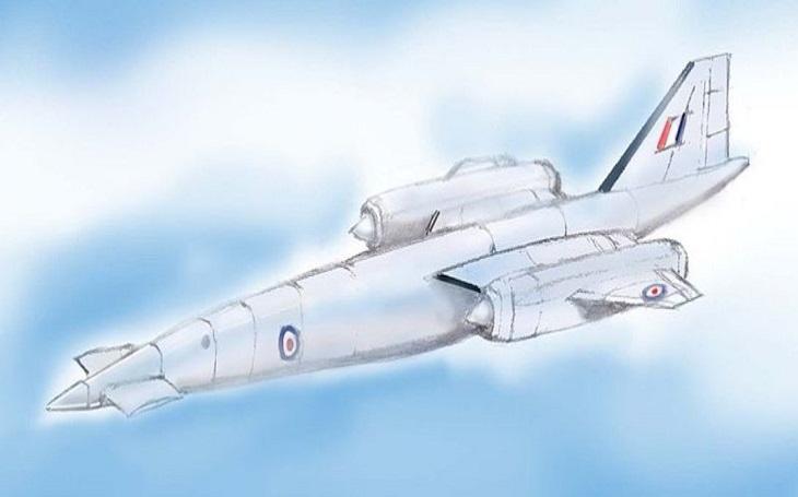 Churchillův Avro 730 měl být britským Blackbirdem proti Sovětům