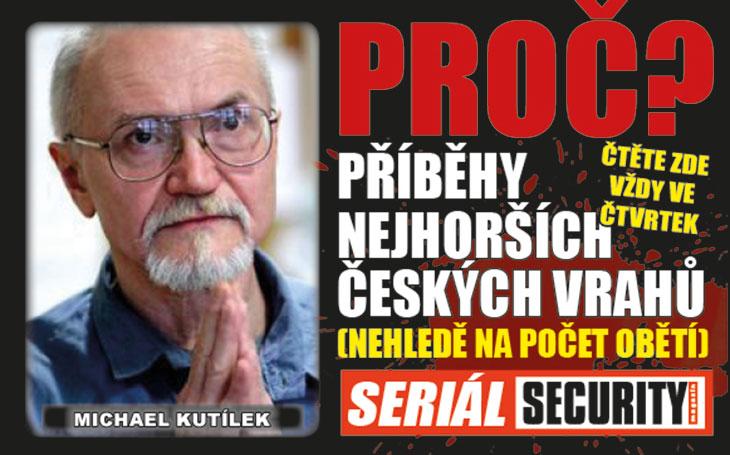 Michael Kutílek: V převleku za policistu mumlal satanistická zaklínadla a bodal a bodal, zatímco dívky chroptěly. Prozradilo ho autíčko v ruce dítěte