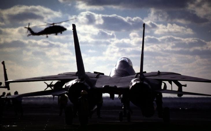 Vrátí se na nebe ,,starý dobrý&quote; F-14 Tomcat?