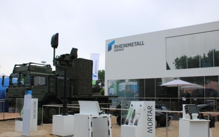 Britský úřad pro hospodářskou soutěž schválil společný podnik Rheinmetall a BAE Systems na výrobu vojenských vozidel