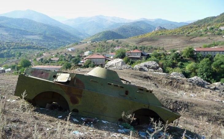 Analýza konfliktu o Náhorní Karabach v kontextu otázky zbrojního embarga