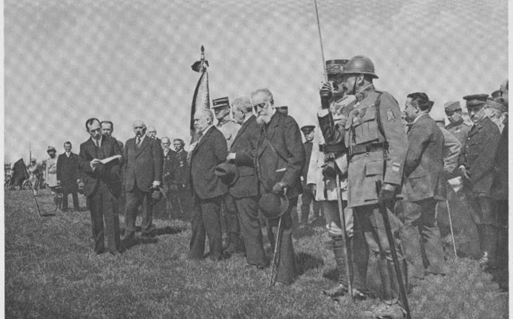 Československý odboj a Francie 1914-1918