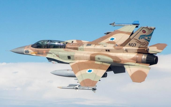Izraelská letadla udeřila v Pásmu Gazy v odvetě za rakety