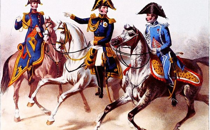 Štábní služba v Napoleonově armádě
