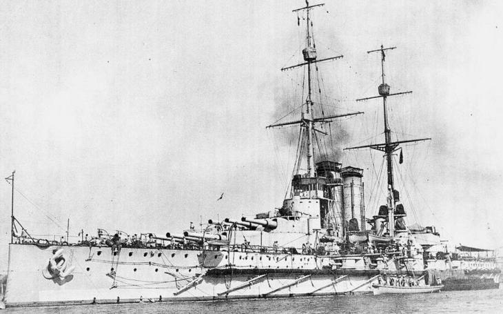SMS Viribus Unitis aneb &quote;největší česká bitevní loď&quote;