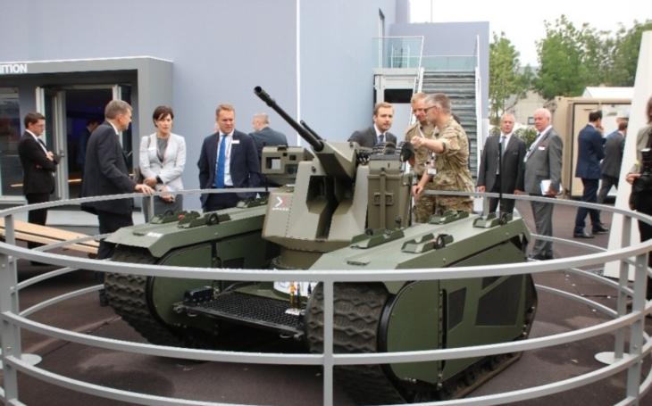 Ohlédnutí za mezinárodním obranným veletrhem Eurosatory