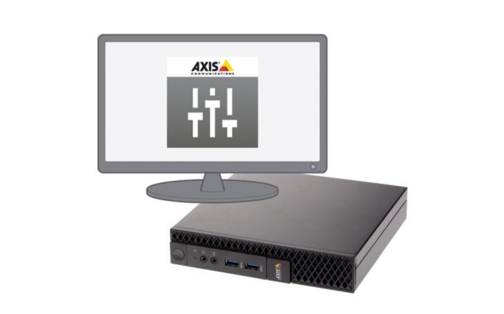 Mějte vše pod kontrolou a využijte přínosy síťového audia s řešením AXIS Audio Manager C7050 Server