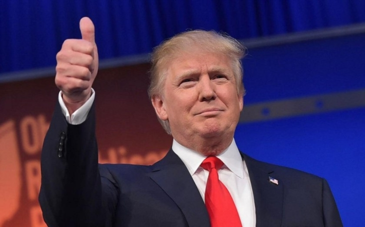 Trump se setkal s rodinami obětí vražd spáchaných imigranty